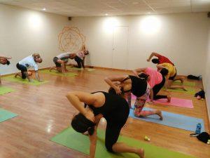 Yoga Bowspring Coruña Inspira