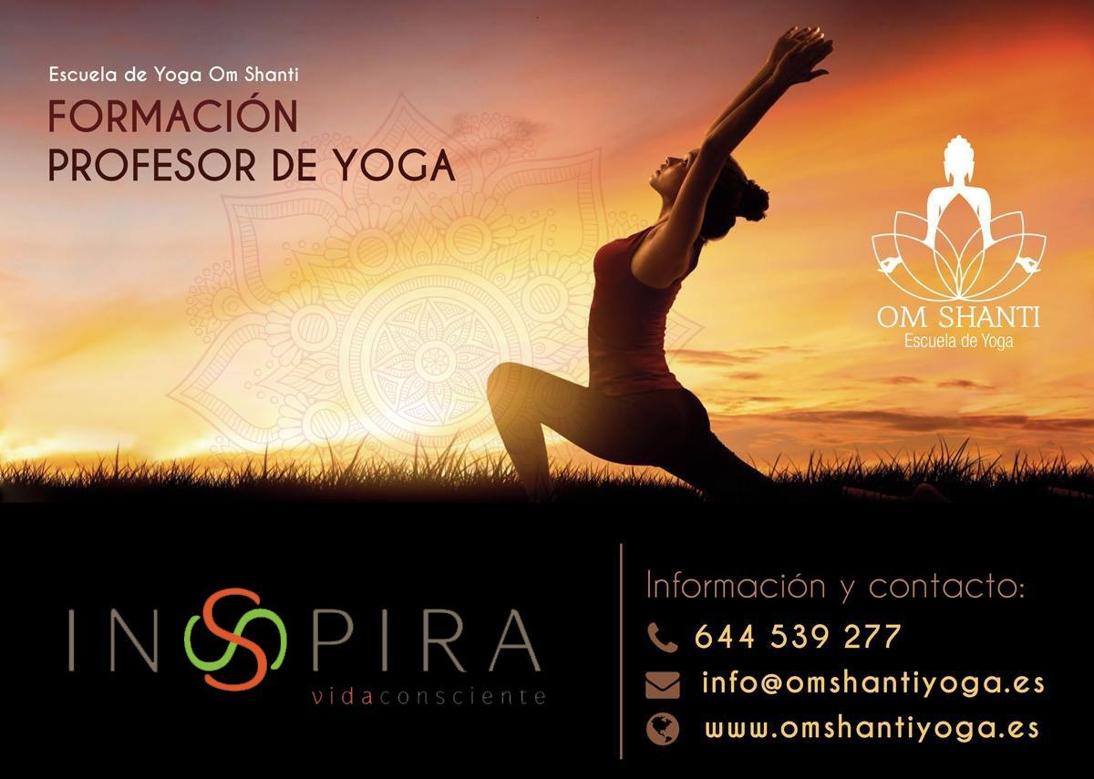Profesor Yoga Coruña Inspira