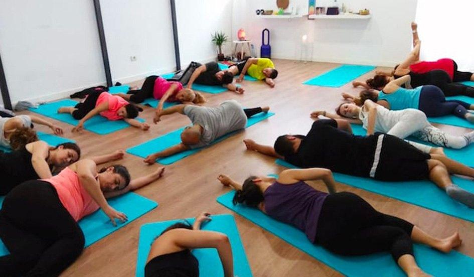 Bowspring, #rEvolucionar tu práctica de #Yoga, #Pilates
