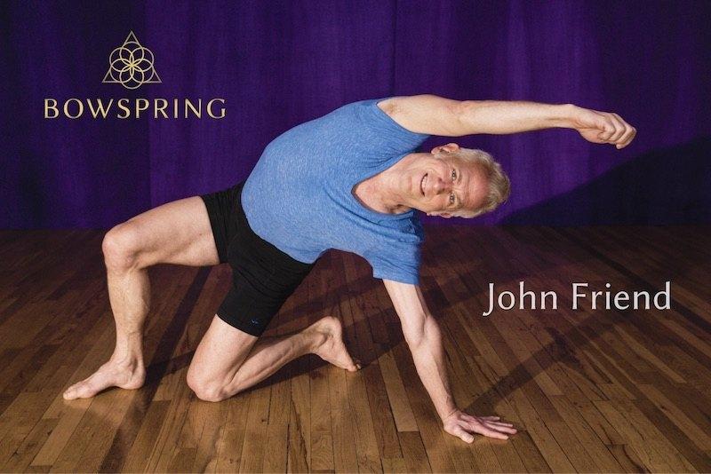 Bowspring John Friend - Mantis