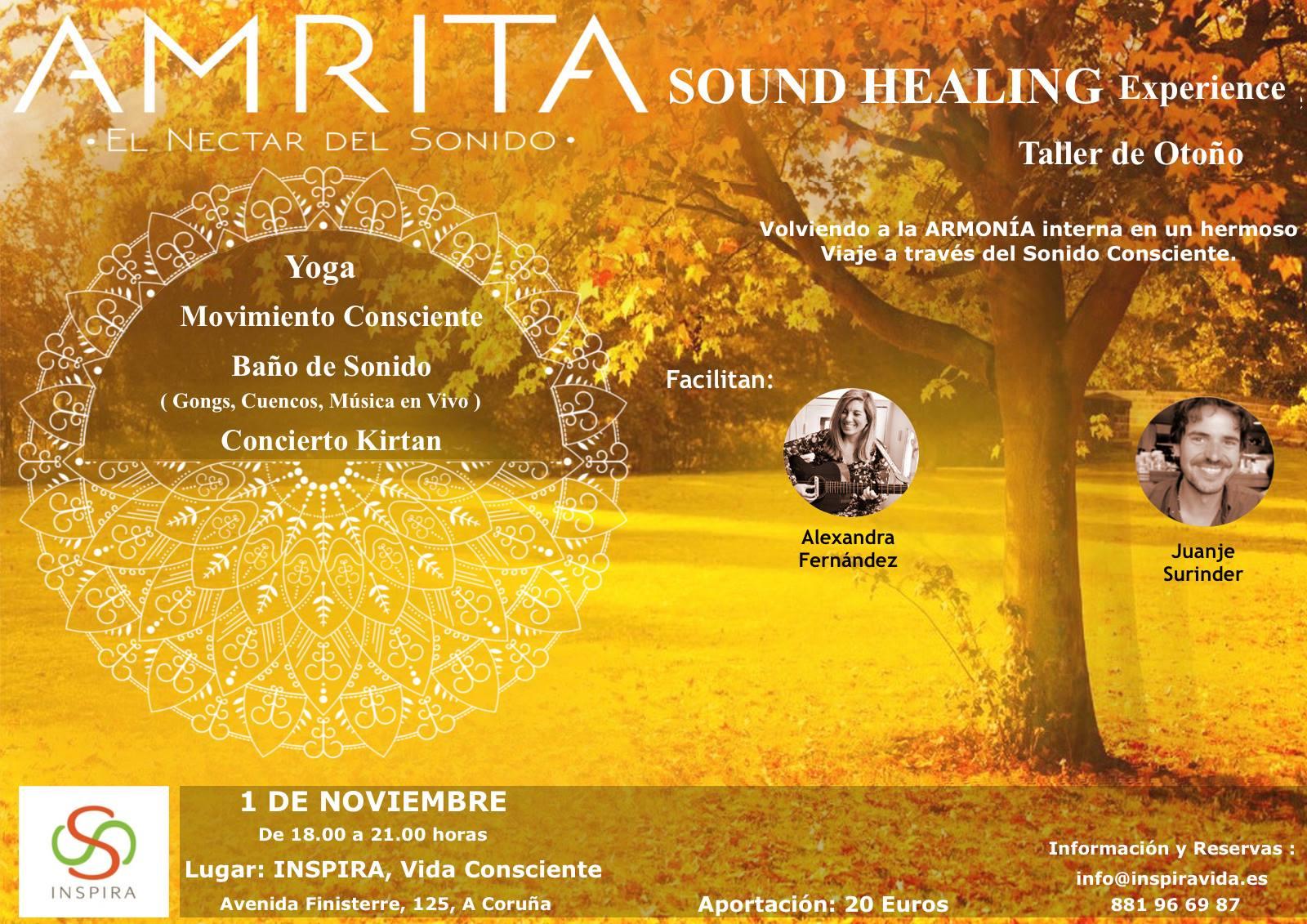 AMRITA Sound Healing