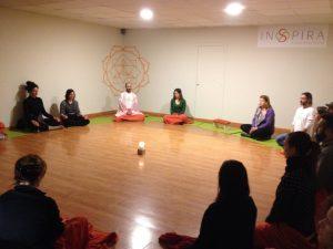Meditación en Inspira